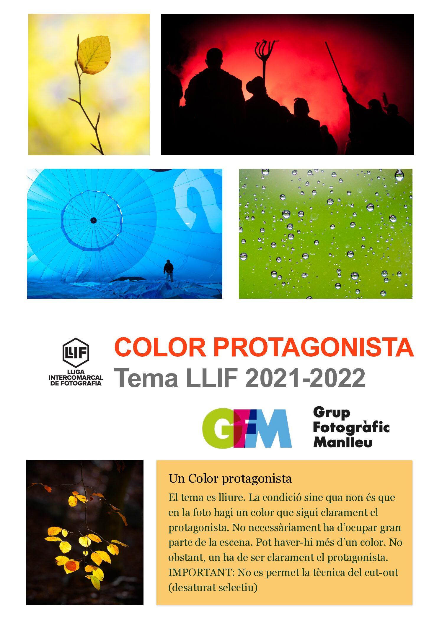 Octubre 2021 : GFM Color Protagonista